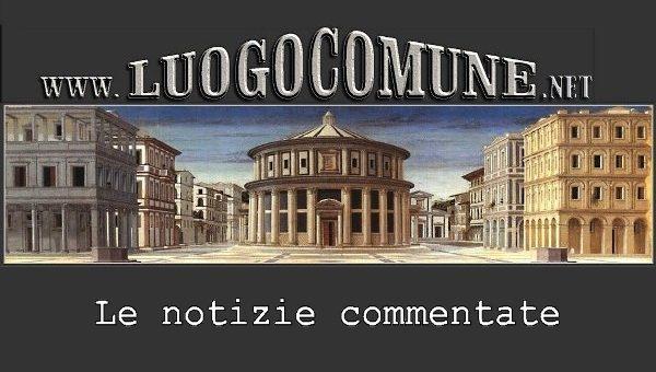 Clicca per entrare in Luogocomune.net