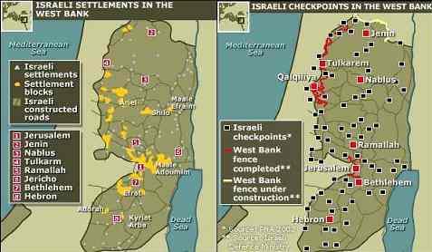 Cartina Fisica Palestina.Luogocomune Sezioni