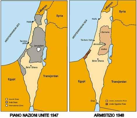Stato Di Israele Cartina Fisica.Luogocomune Sezioni