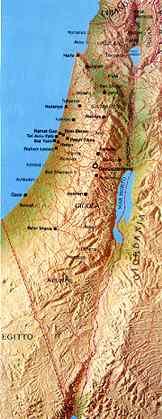 Cartina Fisica Dell Israele.Luogocomune Sezioni